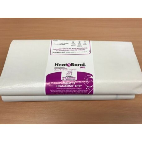 HEAT N BOND LITE 3 Metre Roll