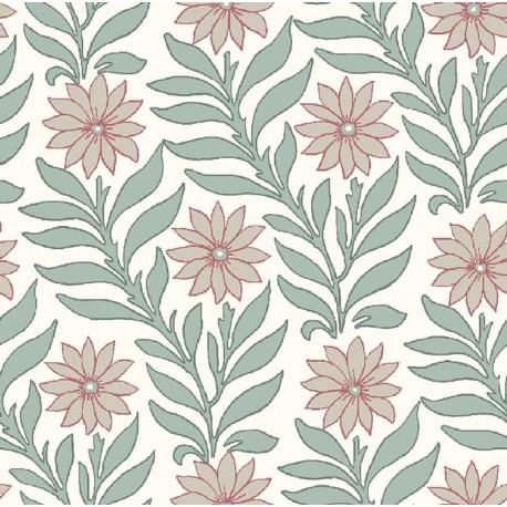LIBERTY Hesketh Sweet Marigold Green 04775655Y
