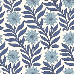 LIBERTY Hesketh Sweet Marigold Blue 04775655X