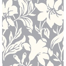 Liberty Hesketh Day Lily Grey 04775652Y